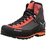 Salewa MS Crow Gore-TEX, tênis masculino para caminhada e caminhada, preto ...
