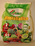 Fertilizante orgânico natural BIOSTALLATIC de 4,5 kg