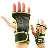 Luvas de treino cruzado com apoio de pulso para fitness, WOD, ...