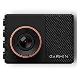 Garmin Dash Cam 55, câmera veicular com controle de voz, 1440p, preta