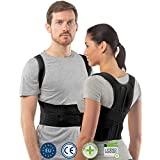 Corretor de Postura para as Costas para Homens e Mulheres por aHeal | Suporte para as costas | ...