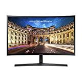 Monitor curvo Samsung C27F396 de 27 ', painel VA, Full HD 1920 x 1080 pixels, ...