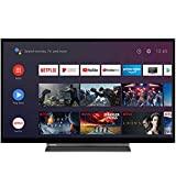 Smart TV Toshiba 32LA3B63DG 32 'Full HD DLED WiFi preto