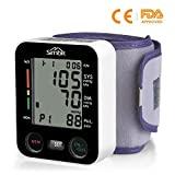 Monitor digital de pressão arterial de pulso SIMBR para uso doméstico ...