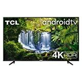 TCL TV 43P616 43 polegadas, 4K HDR, Ultra HD, Smart TV com sistema Android 9.0, ...