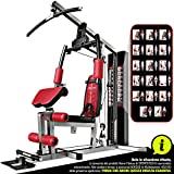 Sportstech 50in1 Premium Multi-Station para um treino completo | Ginásio ...