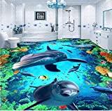 Gaochunyu Custom 3D Flooring Wallpaper Sticker Flooring ...
