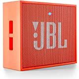 Alto-falante Bluetooth portátil JBL GO, recarregável, entrada auxiliar, kit viva-voz, ...