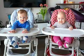 a melhor cadeira alta para comida de bebê