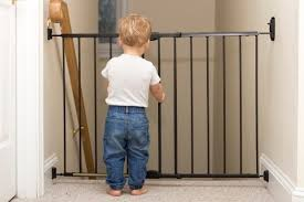 As melhores portas de proteção para crianças