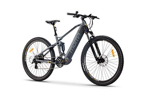 Bicicleta elétrica Moma Bikes E-MTB 29