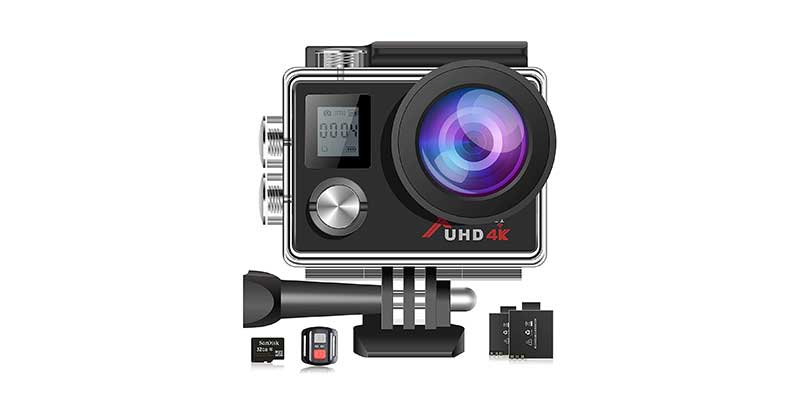 As melhores câmeras de ação baratas: guia de classificação e compra