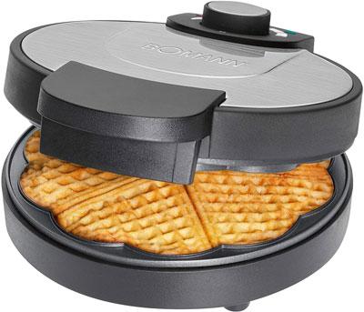 Melhor fabricante de waffles 2021: guia de classificação e compra