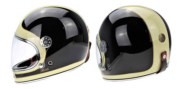 Melhor capacete vintage 2021: guia de classificação e compra