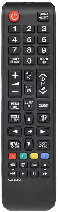 controle remoto de tv universal mais vendido na internet