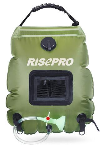 Chuveiro de camping: qual modelo você escolhe para se equipar?