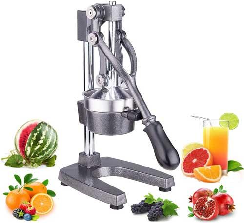 Melhor máquina de trituração de romã 2021: guia de classificação e compra