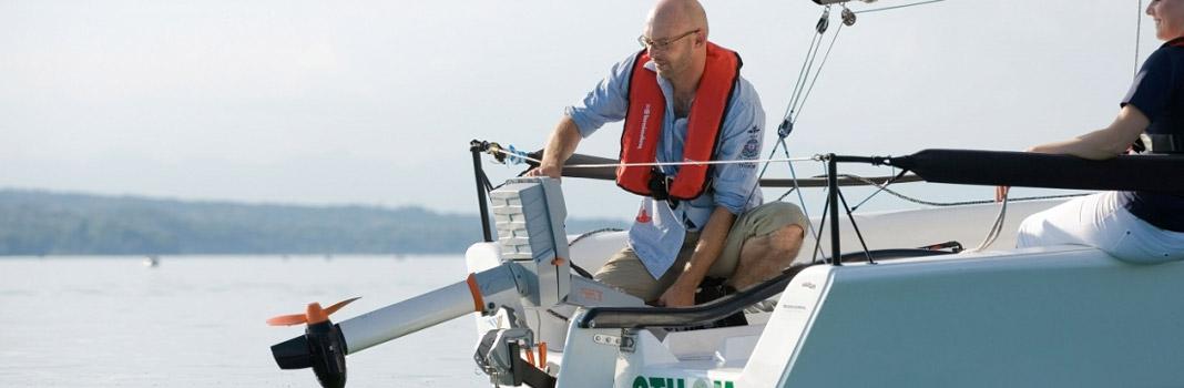 Motor elétrico para barcos: os melhores modelos