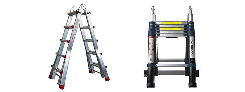 Melhor escada de alumínio 2021: guia de classificação e compra