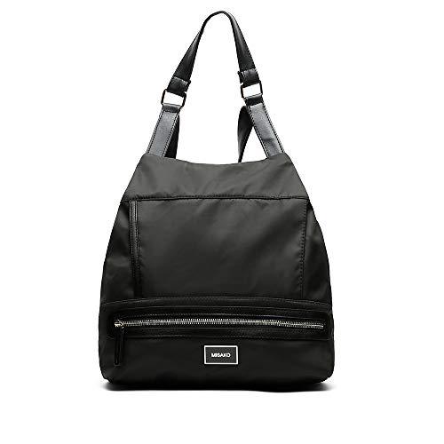 A melhor mochila anti-roubo Misako: Mochila TILI Nylon Black