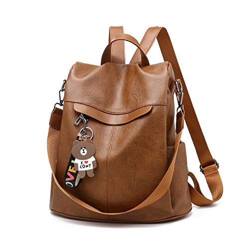 A melhor mochila anti-roubo para mulheres: mochila anti-roubo impermeável para mulheres