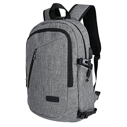 A melhor mochila anti-roubo para laptop: mochila anti-roubo