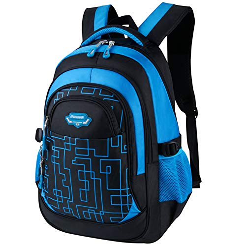 A melhor mochila escolar ergonômica: Fanspack