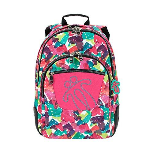 5. Mochila escolar Totto com rodas - Kaus - A mochila Totto para os mais pequenos da casa