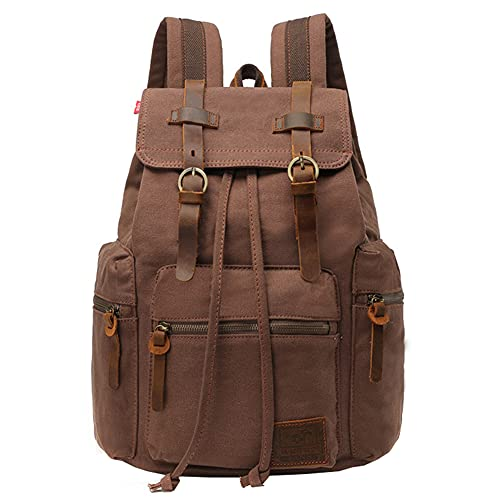 3. Bolsa de ombro multifuncional em lona: uma mochila de alta qualidade