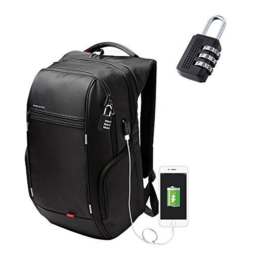 2. Mochilas INKERSCOOP para laptops de até 17 polegadas: a mochila com os melhores acessórios