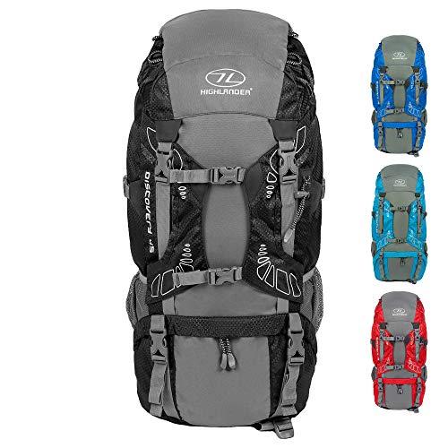 2. Highlander Discovery - mochila de caminhada - a mochila para caminhantes