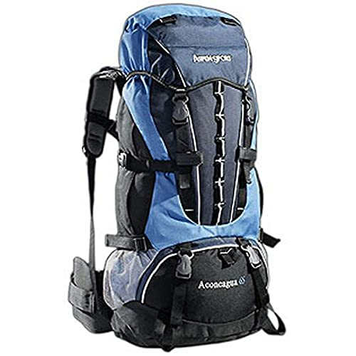 4. AspenSport Aconcagua - Mochila (65 L) - Uma mochila muito prática de 65 litros