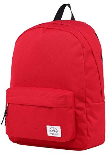 5. Simplay Classic School Backpack - Simples, mas muito eficaz