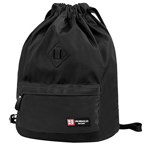 Melhor mochila de pano com atacadores: Vbiger