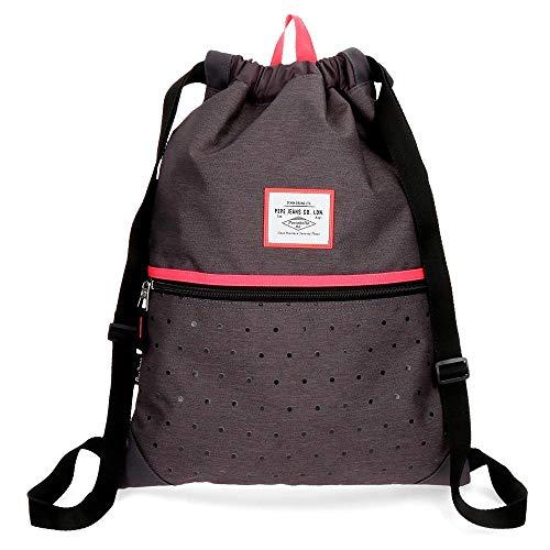 A melhor mochila para mulheres: Pepe Jeans Molly cinza