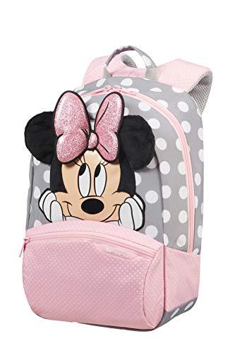 Melhor mochila infantil Minnie: Samsonite Minnie