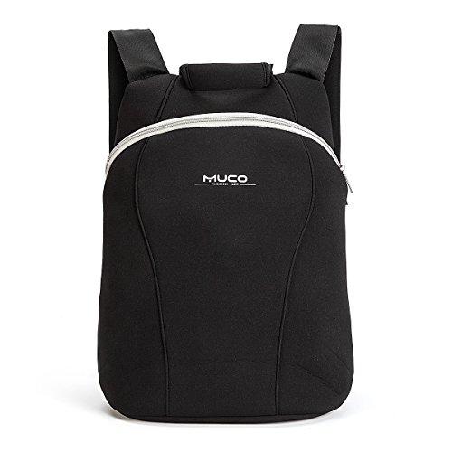 A melhor pequena mochila impermeável: MUCO