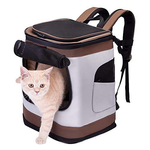 2. Mochila Dobrável Pet Eat - Transferência rápida e conveniente