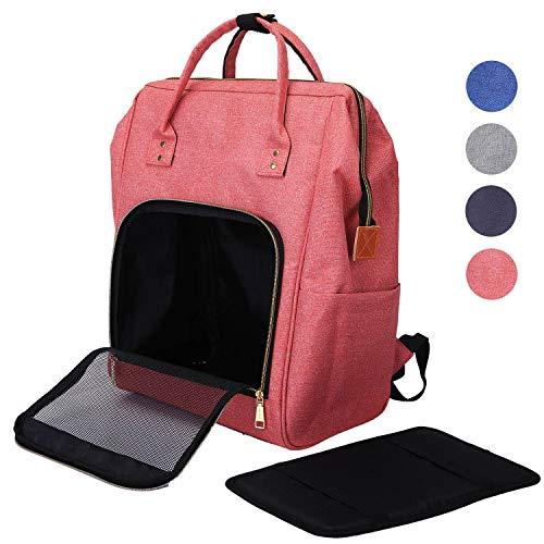 4. Mochila Maxmer Carry Bag para cães - Transferência conveniente e conveniente