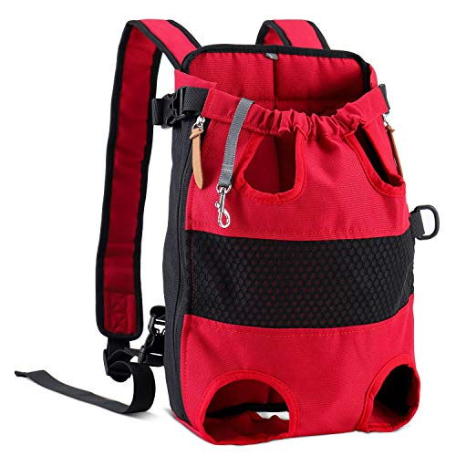 A melhor mochila para cães pequenos: Petcomer
