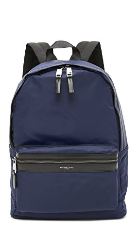 3. Mochila Michael Kors Blue Nylon - Prática e compacta