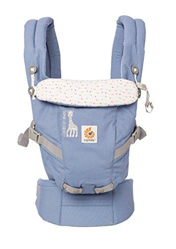 3. Ergobaby Adapt: estabilidade e conforto para seu bebê