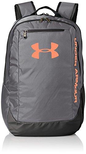 5. Under Armour UA Hustle Backpack - O suporte e encosto ideal