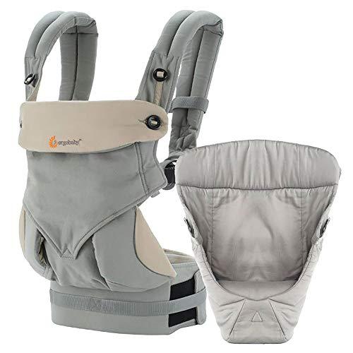 2. Ergobaby Easy Snug - Prático e seguro