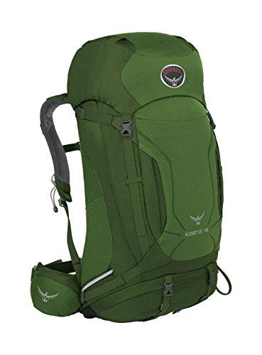 1. Osprey Kestrel 48/38 - Uma mochila que vai com você
