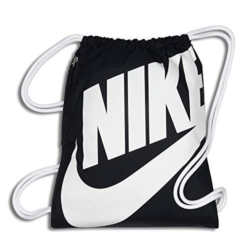 1. Nike Heritage Gymsack - Seguro e durável