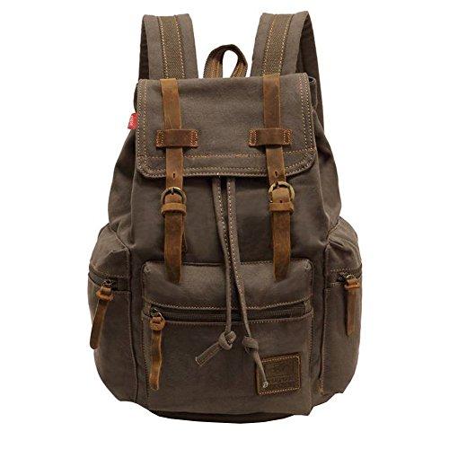 1. Bolsa de viagem, P.KU.VDSL - Uma mochila vintage