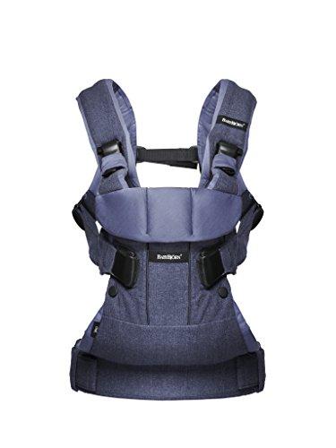 1. BabyBjörn One - Para uso a longo prazo com muitos benefícios