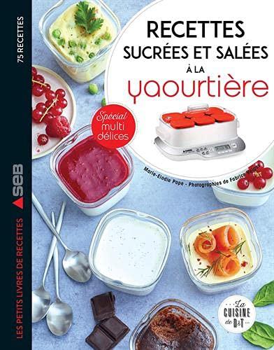Receitas de iogurte doces e salgados: iguarias especiais